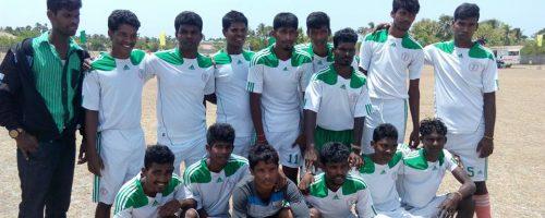 Pungudutivu Bharathi Sports Club