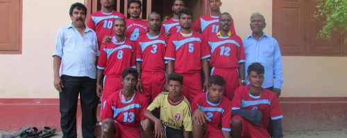 Pungudutivu Iyngaran Sports Club