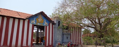 Pungudutivu Madathuveli Pillayaar Temple 2